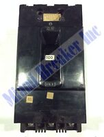 NF631100 Federal Pacific FPE Type F Frame Circuit Breaker 3 Pole 100 Amp 600V