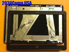 "Genuine HP G60 15.6"" LCD Lid Back Cover Front Bezel WebCam  Antennas NICE SHAPE!"