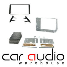 Connects2 CT23TY04 For Toyota Avensis 04> Stereo Double Din Fascia Facia Plates