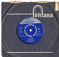 """The Caravelles - You Are Here 7"""" Single 1964"""