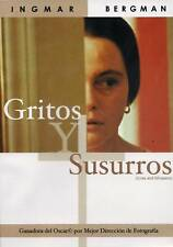GRITOS Y SUSURROS (1972) Cries and Whispers INGMAR NEW