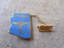 vintage PCAMA Arizona Nursing Nurse pin