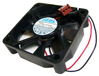NMB 12v DC 0.26a 2-Wire 3pin 60x15mm Fan 2406GL-04W-B50 250044-001 Brushless