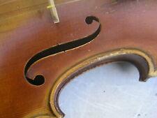 sehr schöne alte Geige Schrötter