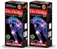 Dr. Ortho Ayurvedic Joint Pain Relief Oil Best For Herbal Based Formulation120ML