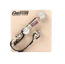 Emerson Reverse Control 3-Way Telecaster Prewired Kit