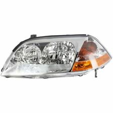 For Acura MDX 01-03, Driver Side Headlight, Clear Lens