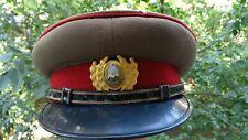 Hat Cap Kepi Infantry cold war  Romanian  Army - Rumänien Arme Mütze