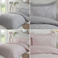 Paisley Sleepdown Duvet Cover Set + Pillowcases Single Double Ling Bedding Set