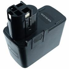 Akku für Bosch 2607335037 CER9 CEB9 NiMh 9,6V 2000mAh