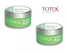 TOTEX HAIR STYLING WAX STRONG MATTE LOOK 150 ML FREE DELIVERY  (2 PCS OFFER)😳😳