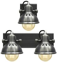 Vintage Adjustable Swivel Spotlight Single or Double Wall Light Ceiling Light