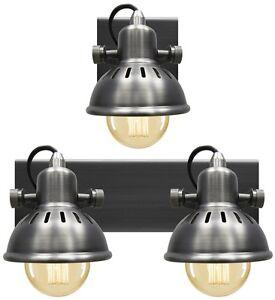 Vintage Adjustable Swivel Spotlight Single or Double Wall Light Ceiling Light