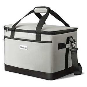 Large Cooler Bag Soft Cooler Picnic Beach Insulated 40 Cans Collapsible Outdoor