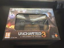 Uncharted 3 Explorer Edition - Ps3 - Pal - Italiano - Special Edition