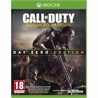 Advanced Warfare Xbox One Day Zero Edition Call of Duty MINT - FAST Delivery
