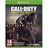 Advanced Warfare Xbox One Day Zero Edition Call of Duty MINT - FAST Delivery