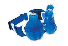 FuelBelt Atlantic Breeze Revenge R3O Waistbelt & (3) 7 oz. Water Bottles Running
