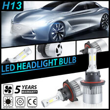 1450W 200000LM H13 9008 LED Headlight Lamp Bulbs Conversion Kit Hi/lo beam 6000k