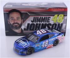 NASCAR 2018 JIMMIE JOHNSON  #48 LOWES POWER OF PRIDE COLOR CHROME 1/24 CAMARO