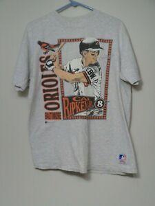 Cal Ripken Jr. Baltimore Orioles Vintage MLB T-shirt