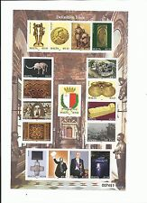 MALTA @ Year 2009 Complete Mnh @ WV 1225