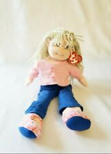 """Ty Teenie Beanie Boppers Sweet Sally 12"""" - 2001 Excellent Condition"""