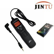 JINTU LCD Timer Intervalometer Remote For Sony A550 A900 A580 A560 A77 A55 A65