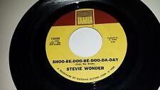 STEVIE WONDER Why Don't You Lead Me / Shoo-Be-Doo-Be-Doo-Da-Day TAMLA 54165 45