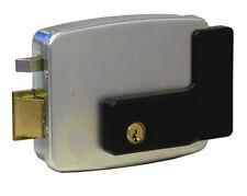 Serratura elettrica elettroserratura cancelli CISA 11921 sinistra entrata mm.60
