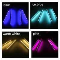4in1 Auto Car Charge LED Interior Light Atmosphere Decoration Floor Decor Lamp