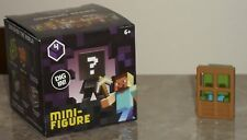 Minecraft Obsidian Series 4 Mini Figure Zombie at Door