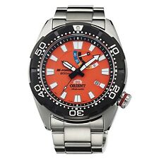 "ORIENT M-FORCE ""Bravo"" Diving Sports Automatic Power Reserve 200M SEL0A003M"