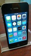 Apple iPhone 4 - 8GB - Black (Verizon) Smartphone GOOD CONDITION CLEAN ESN