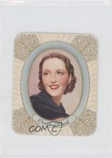 1934 Garbaty Kurmark Moderne Schonheitsgalerie #60 Dorothea Wieck Card 1x2
