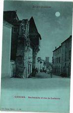 CPA Cahors-Barbacane et rue de Labarre (261767)