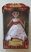 MARY POPPINS BARBIE DOLL JOLLY HOLIDAY EDITION MATTEL 1999 NRFB MIB FREE S&H!