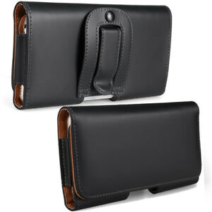 New Belt Clip Hip Case Mobiles Cell Phones Case/Cover Universal PU Leather Pouch