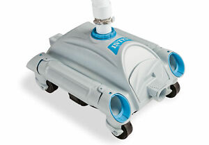 """Intex 28001E Above Ground Swimming Pool Automatic Vacuum Cleaner w/ 1.5"""" Fitting"""