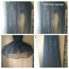 Single bed canopy or wall hanging
