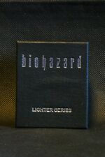 BIOHAZARD LIGHTER SEIRES Silver BRAND NEW ( Resident Evil )