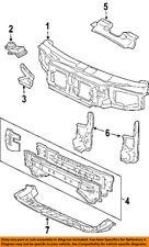 Mercury FORD OEM 99-02 Cougar-Radiator Core Support Bracket Panel 1S8Z6110672KA