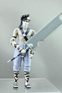Naruto Zabuza Momochi Masashi Kishimoto Action Figure Mattel #2