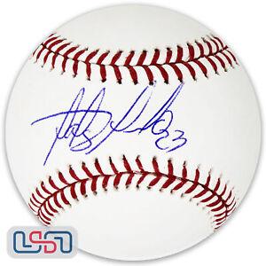 Fernando Tatis Jr. Padres Signed Autographed Major League Baseball JSA Auth #3
