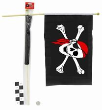 Bulk Wholesale Job Lot 72 Pirate Flags Toys