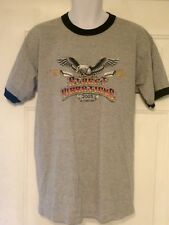 2005 Street Vibrations Reno Nevada T Shirt Motorcycle Rally Men's Large
