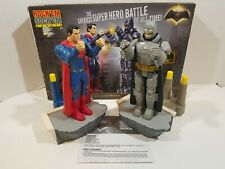 Rock em Sock em Robots Batman vs Superman Toy Game Complete In Box