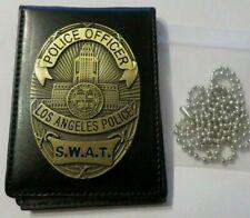 Movie Badge  L A P D   Police S.W.A.T. Polizei Abzeichen SWAT Police USA SEK