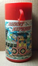 Vintage Disney Express Thermos (I-1)