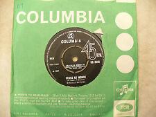 MIREILLE MATHIEU SEULS AU MONOE / LA DERNIERE VALSE...EX+ Columbia 8323